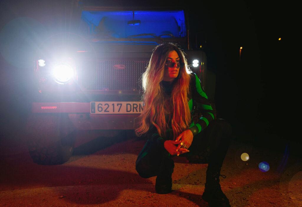 Fuego - Nya de la Rubia ft. Barroso