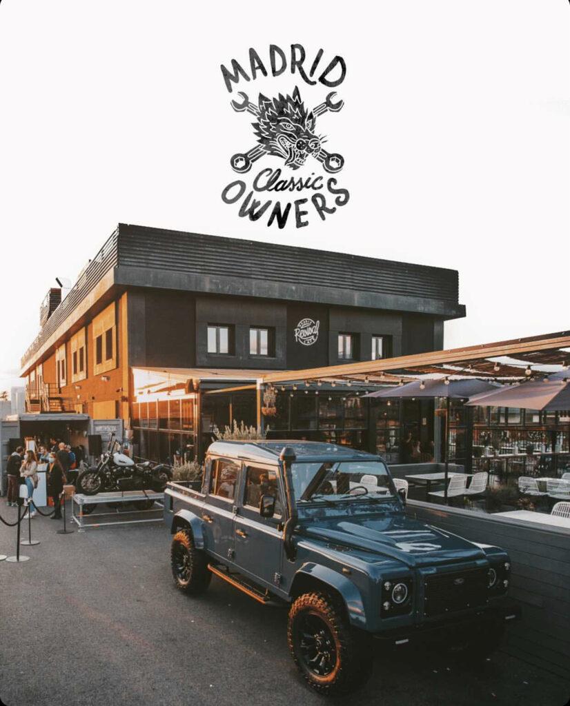 Madrid Classic Owners Revival Café